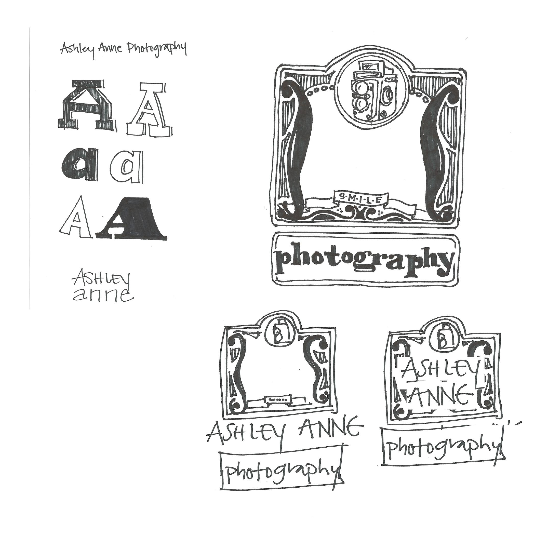 Photography company brandscheming - image 3 - student project