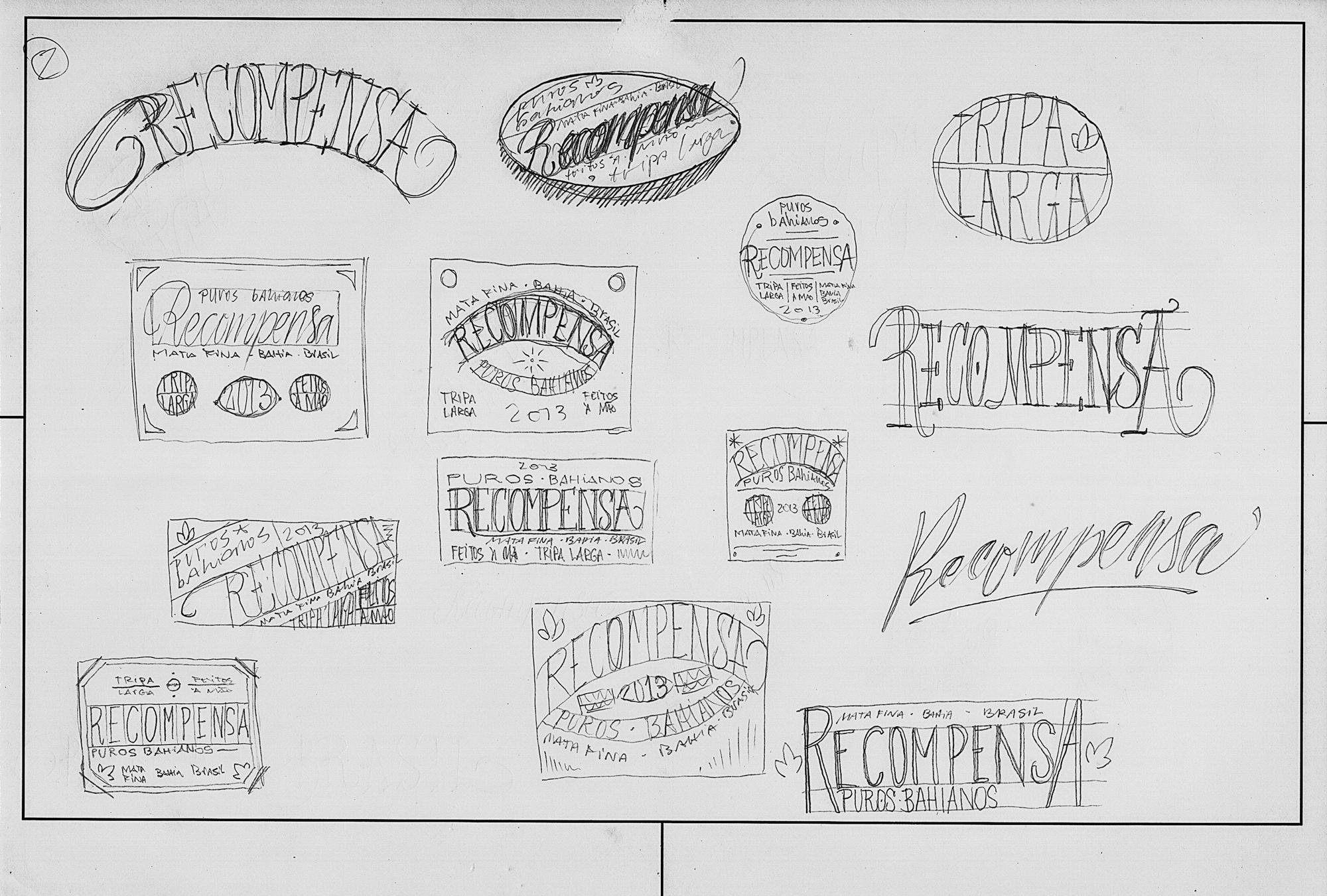 Recompensa Cigars - image 1 - student project