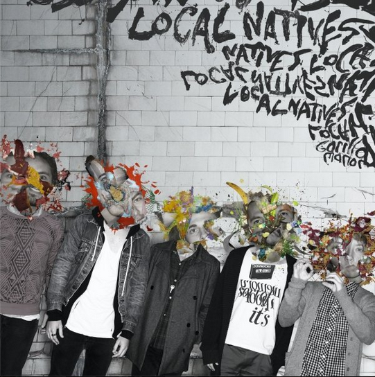 Local Natives - image 9 - student project