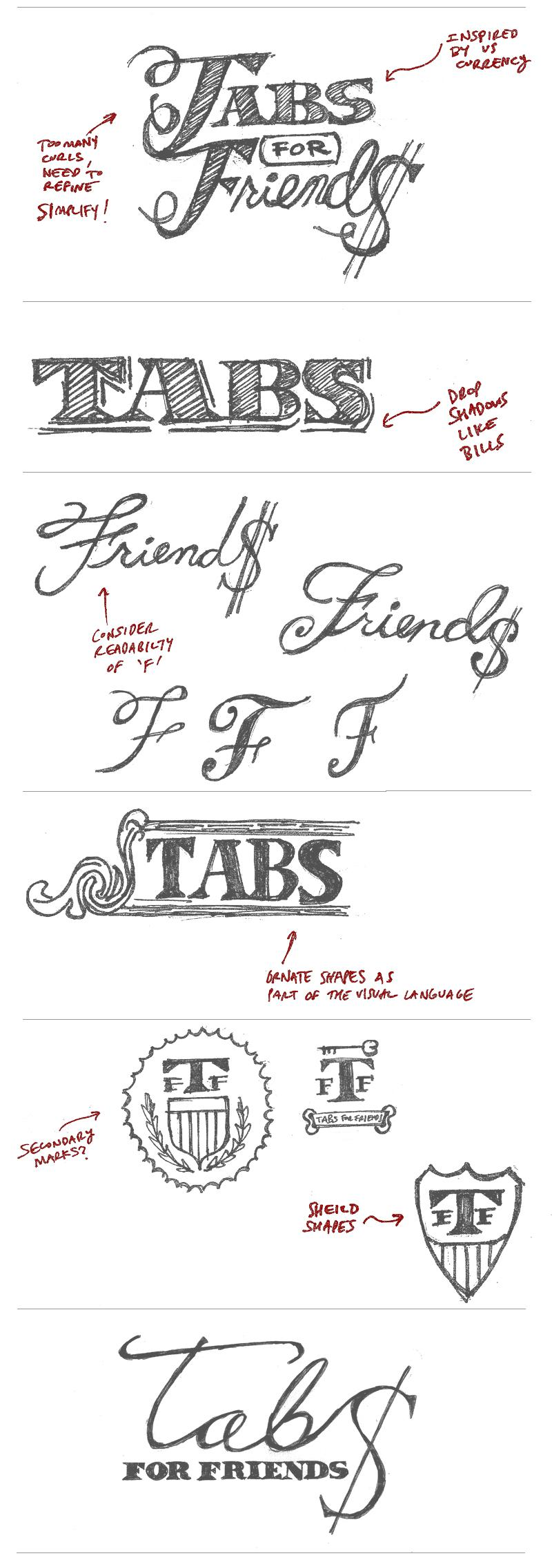 Tabs for Friends - image 1 - student project