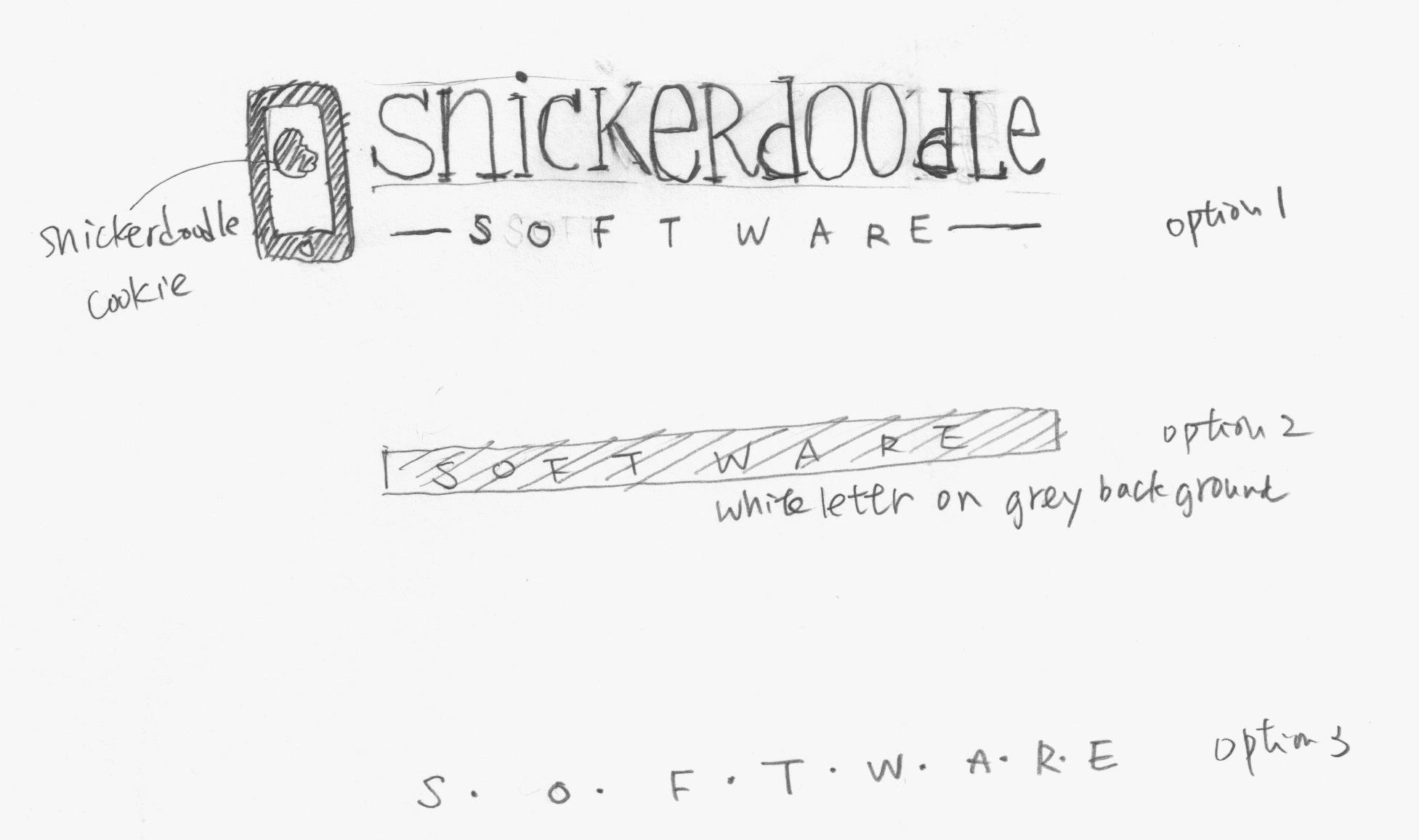 Snickerdoodle Software - image 2 - student project