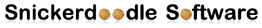 Snickerdoodle Software - image 1 - student project
