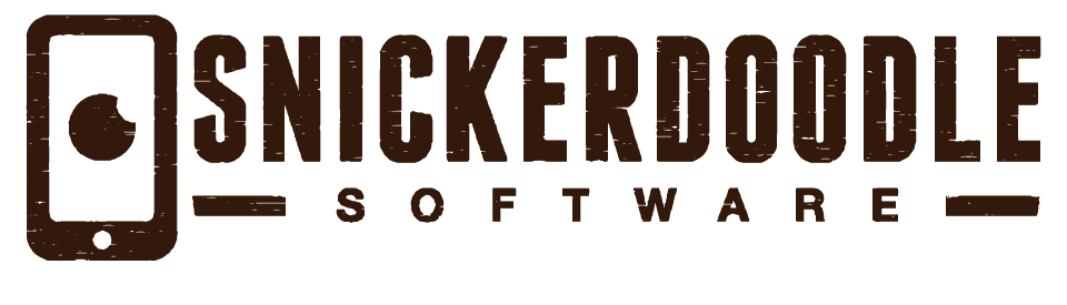 Snickerdoodle Software - image 15 - student project