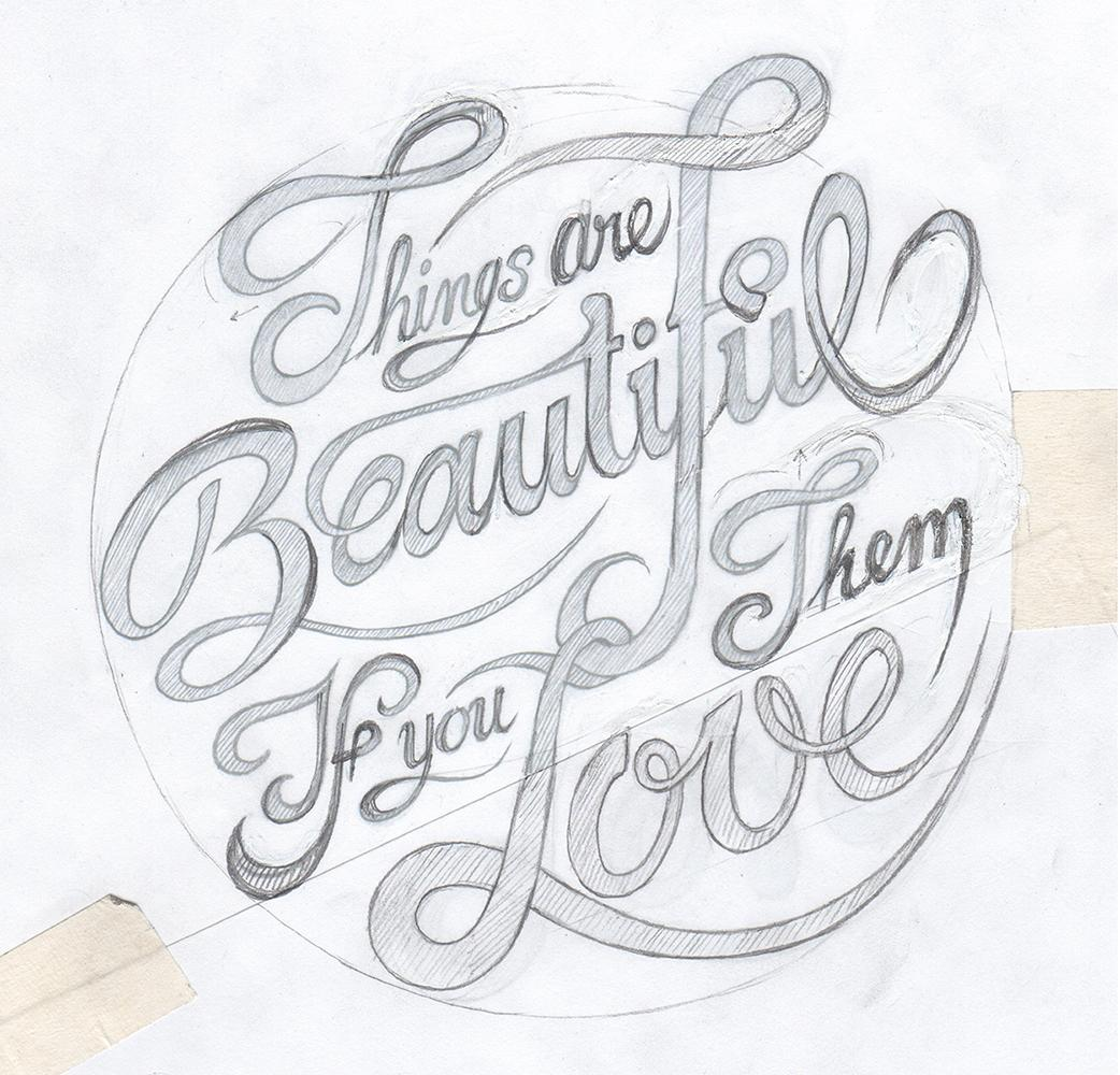 Things are Beautiful if you Love them - image 3 - student project