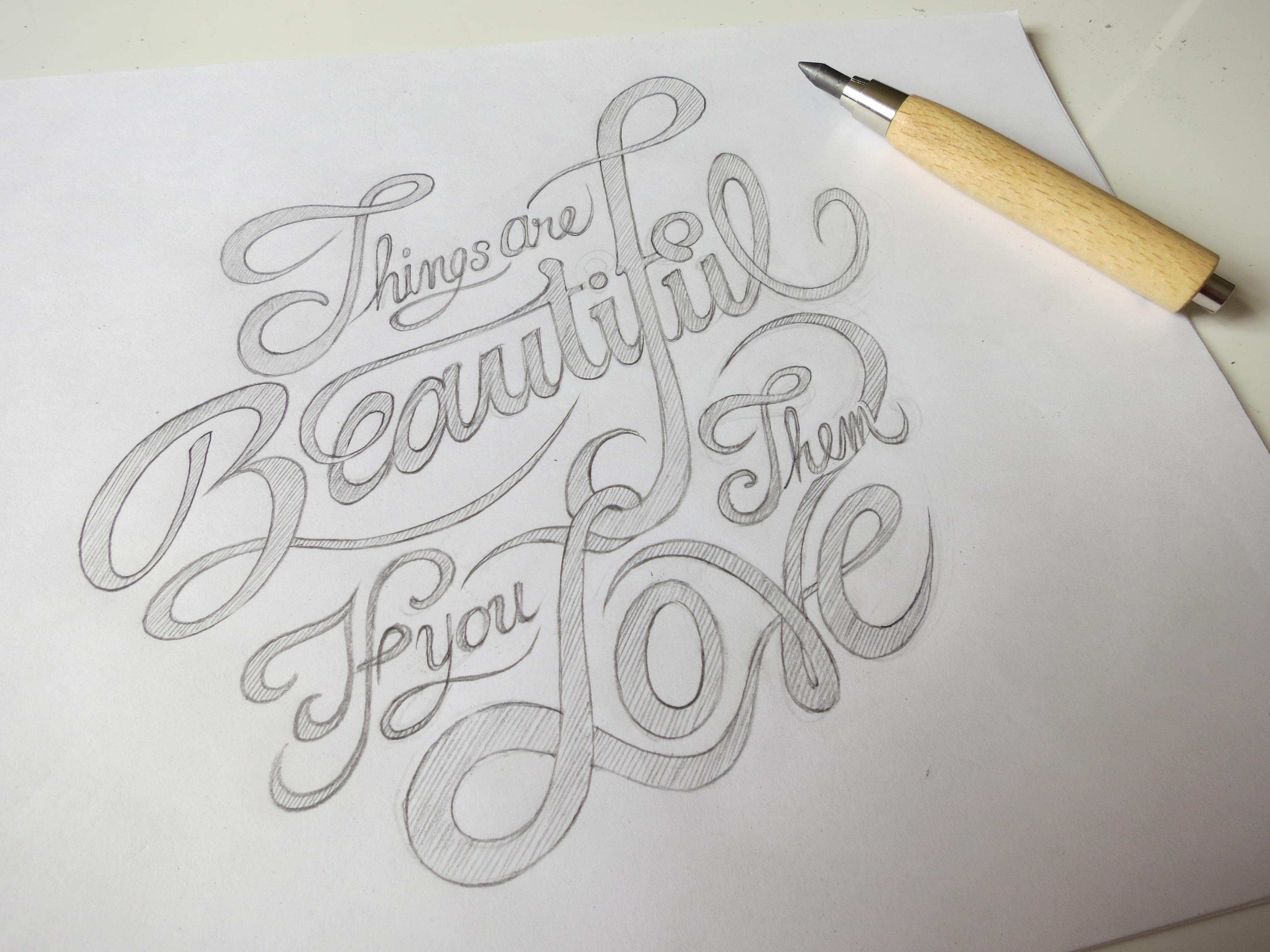 Things are Beautiful if you Love them - image 2 - student project