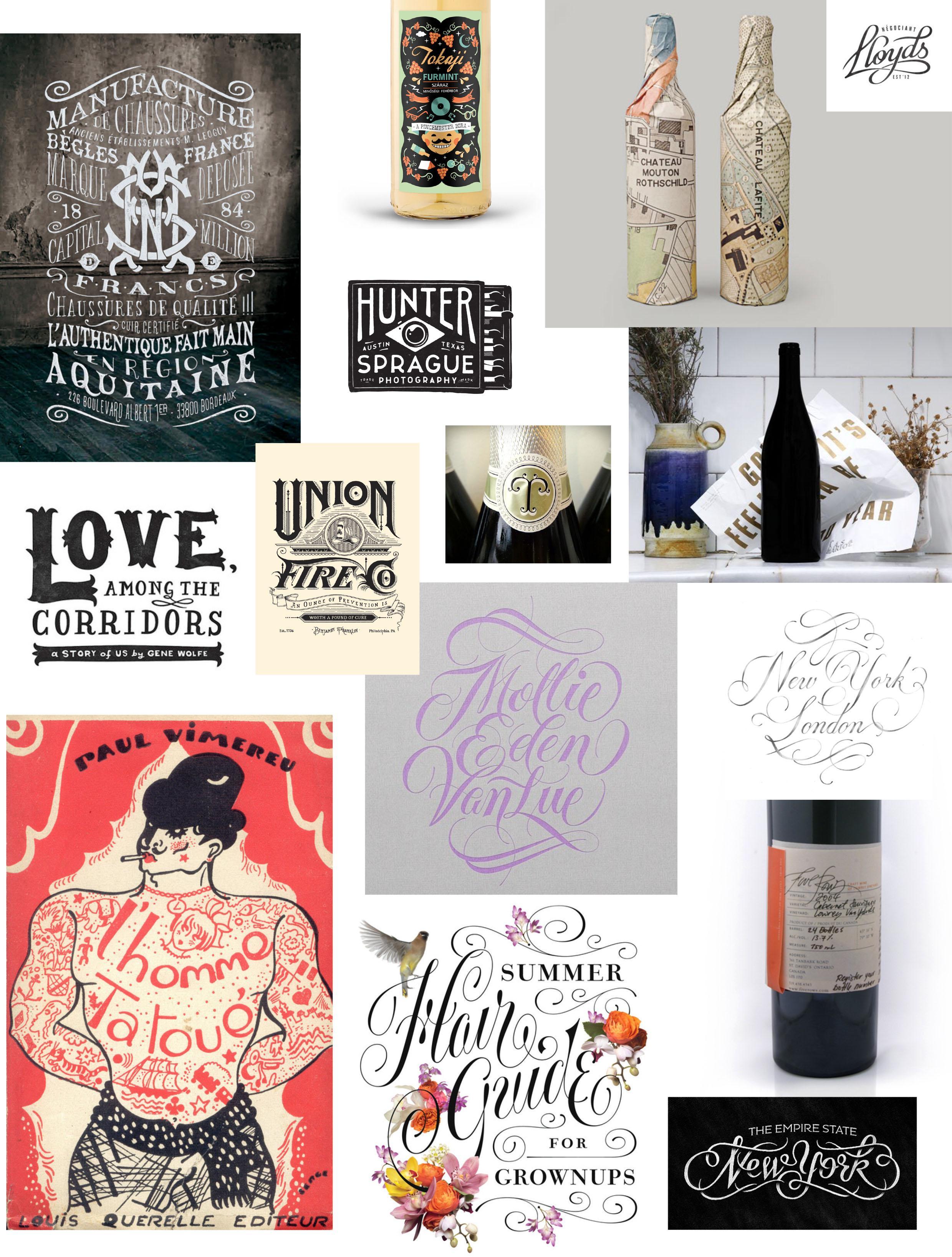 L + P Wedding Wine - image 1 - student project