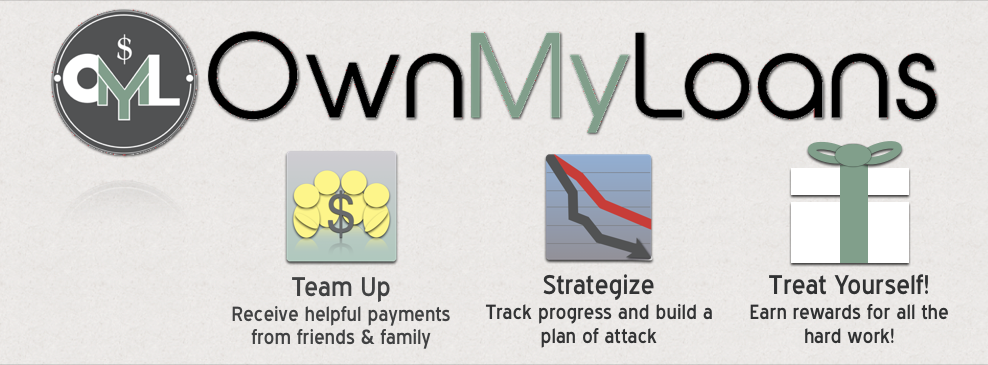 OwnMyLoans- Cooperative, rewarding, student loan repayment - image 1 - student project