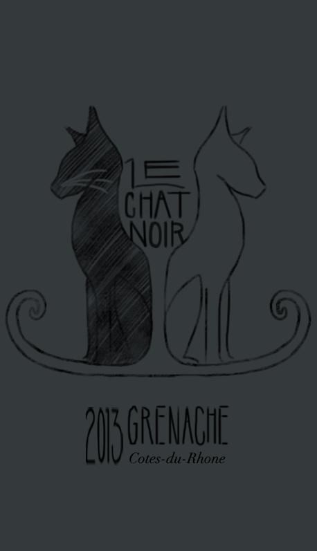 Le Chat Noir Wine - image 2 - student project