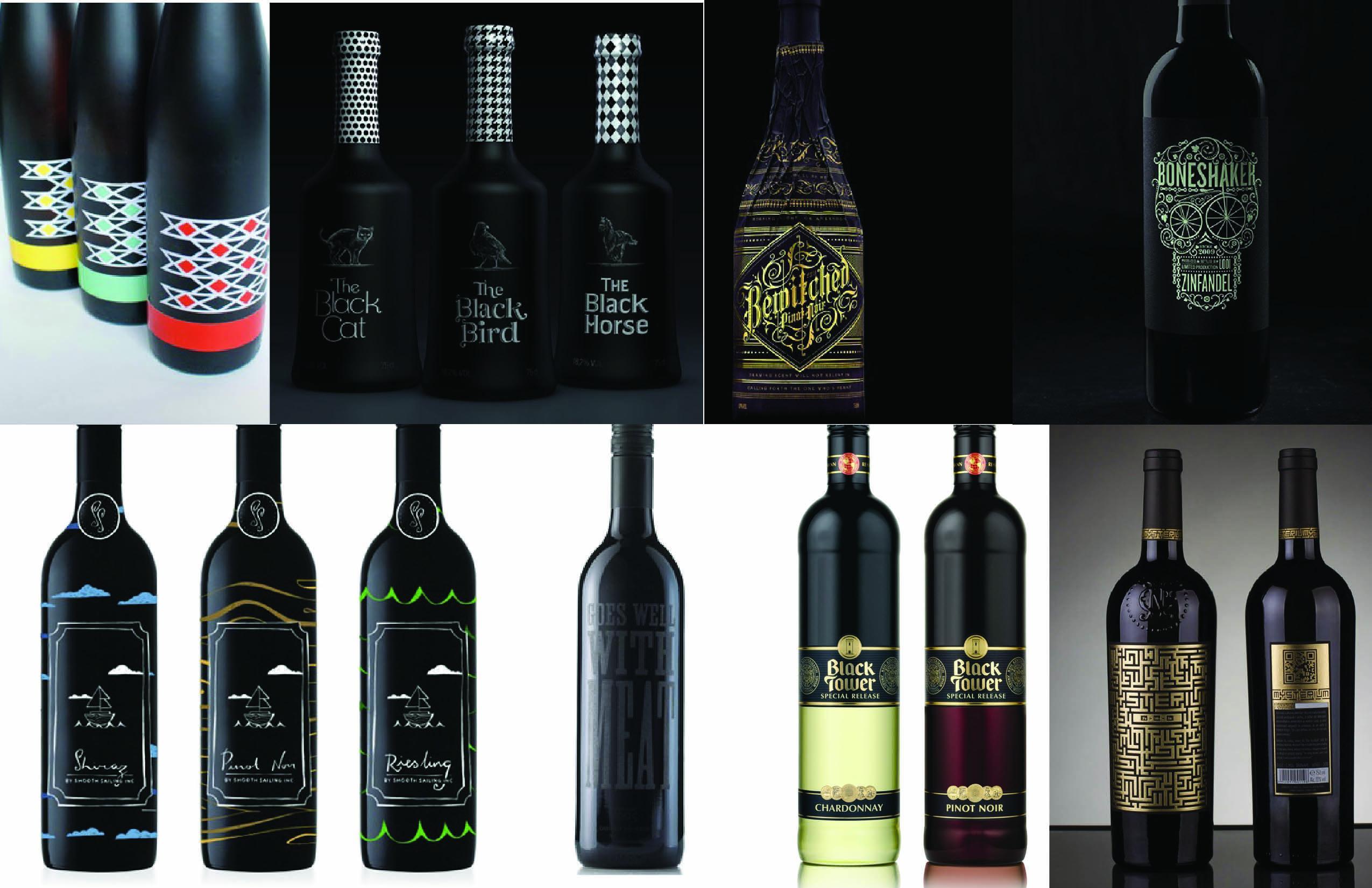 Le Chat Noir Wine - image 6 - student project