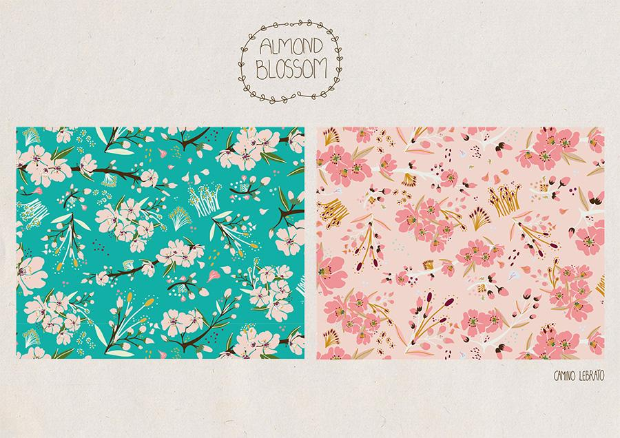Almond Blossom - image 4 - student project