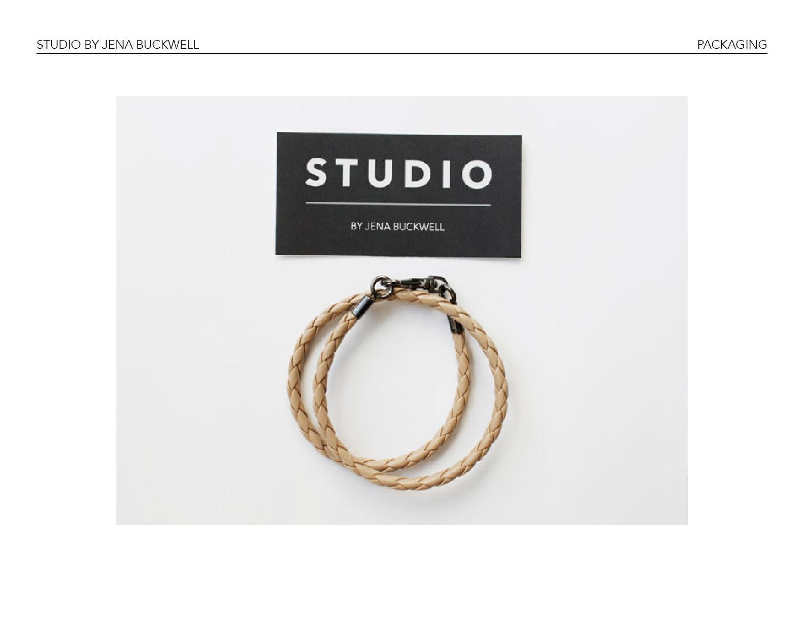 Studio, by Jena Buckwell - image 11 - student project
