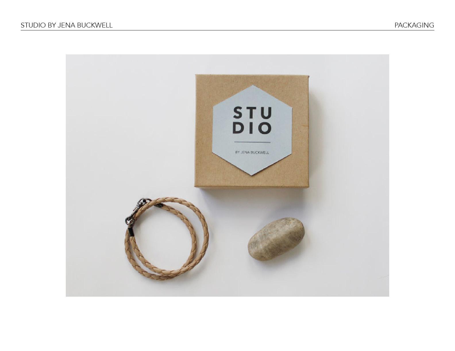 Studio, by Jena Buckwell - image 13 - student project