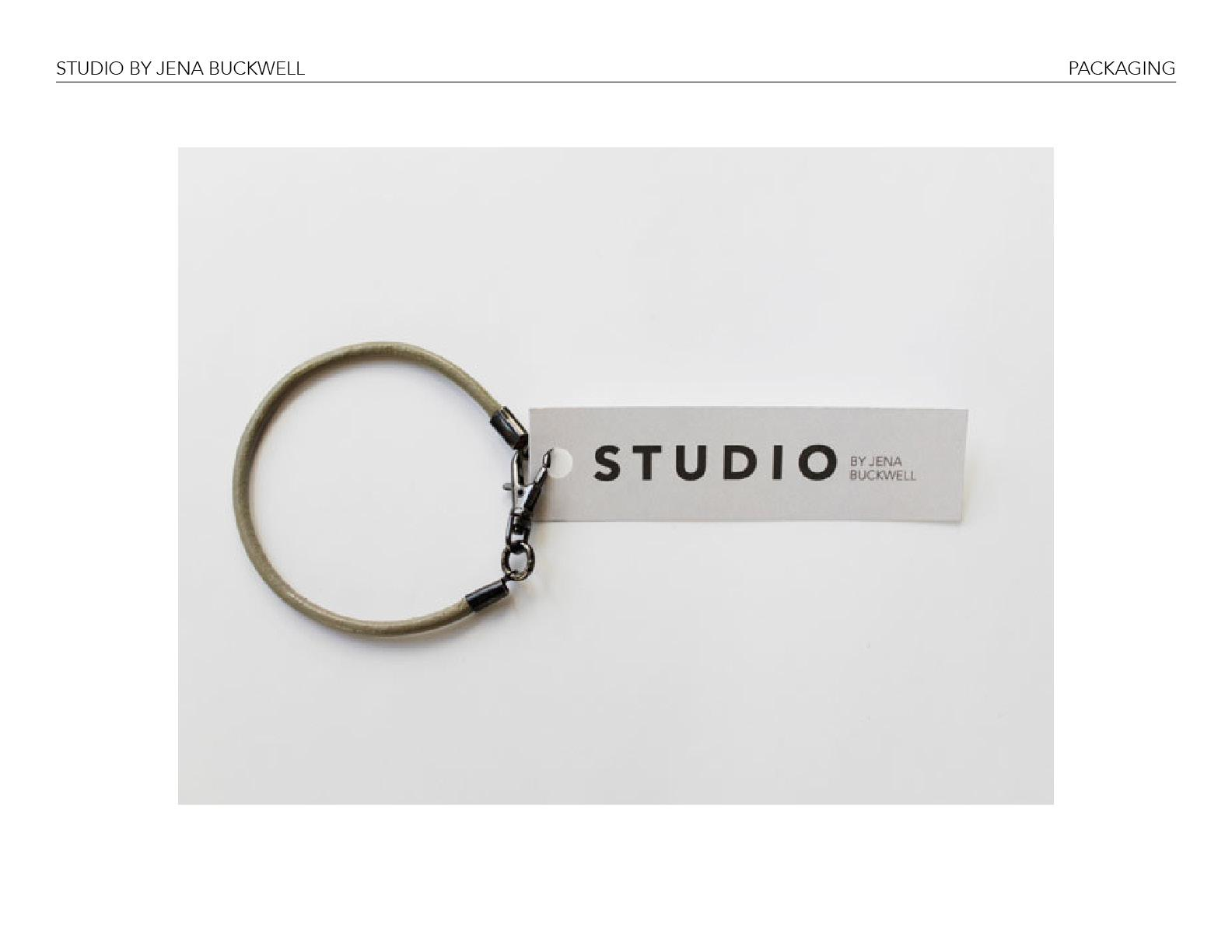 Studio, by Jena Buckwell - image 12 - student project