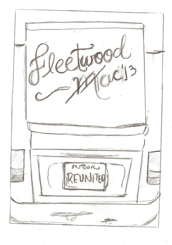 Fleetwood Mac - image 13 - student project