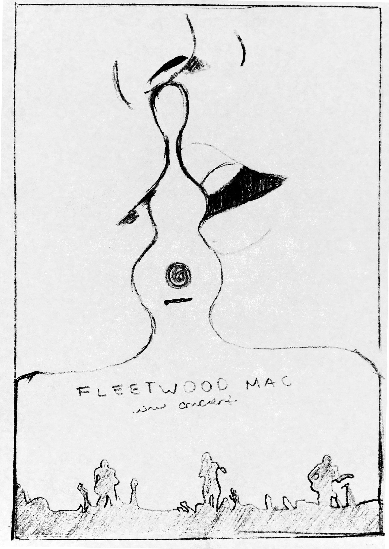 Fleetwood Mac - image 19 - student project