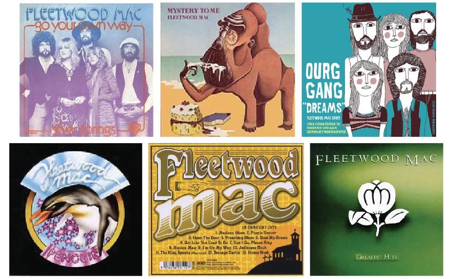 Fleetwood Mac - image 4 - student project