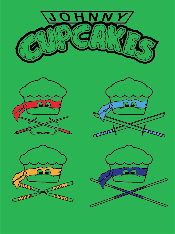 Ricky – Cupcake Dreams - image 14 - student project