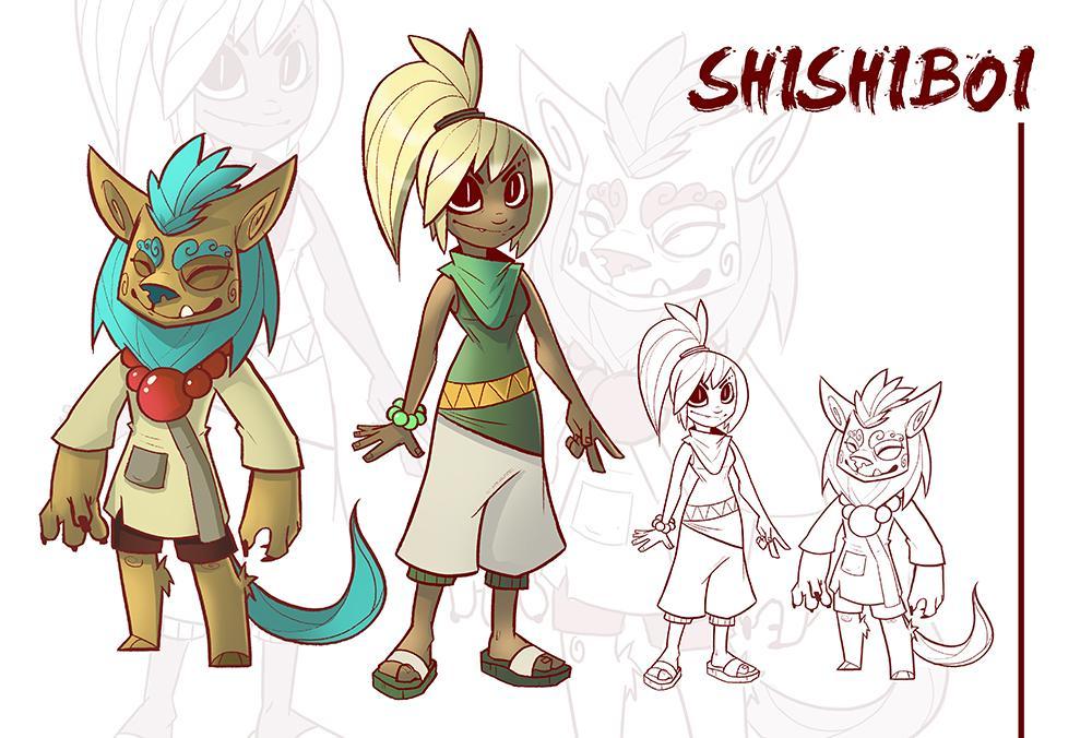 Shishiboi - image 4 - student project