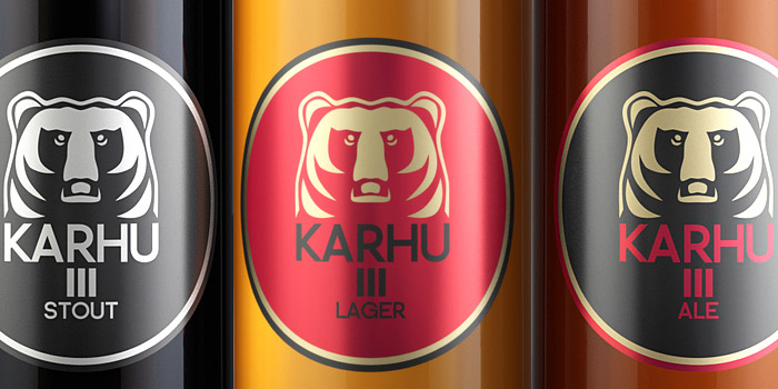 Beer Packaging - image 2 - student project