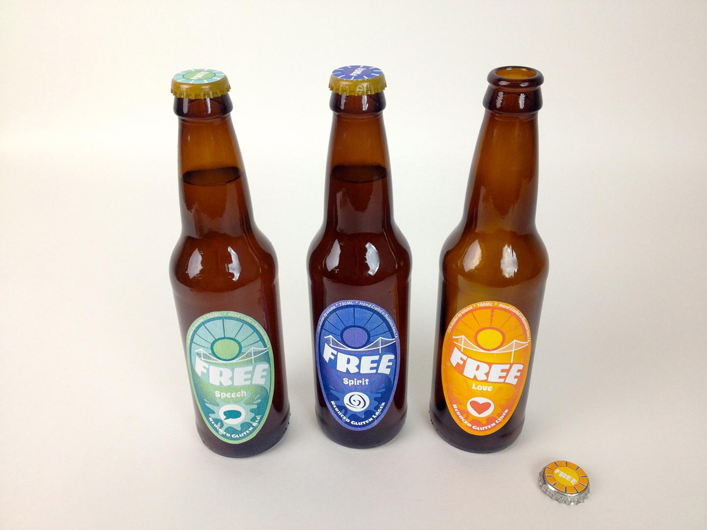 Beer Packaging - image 14 - student project