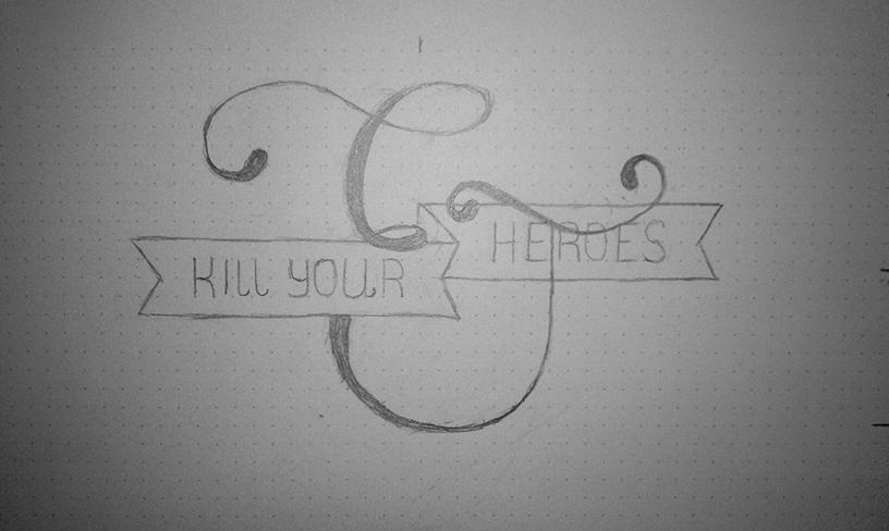 Kill your heroes and fly - image 7 - student project