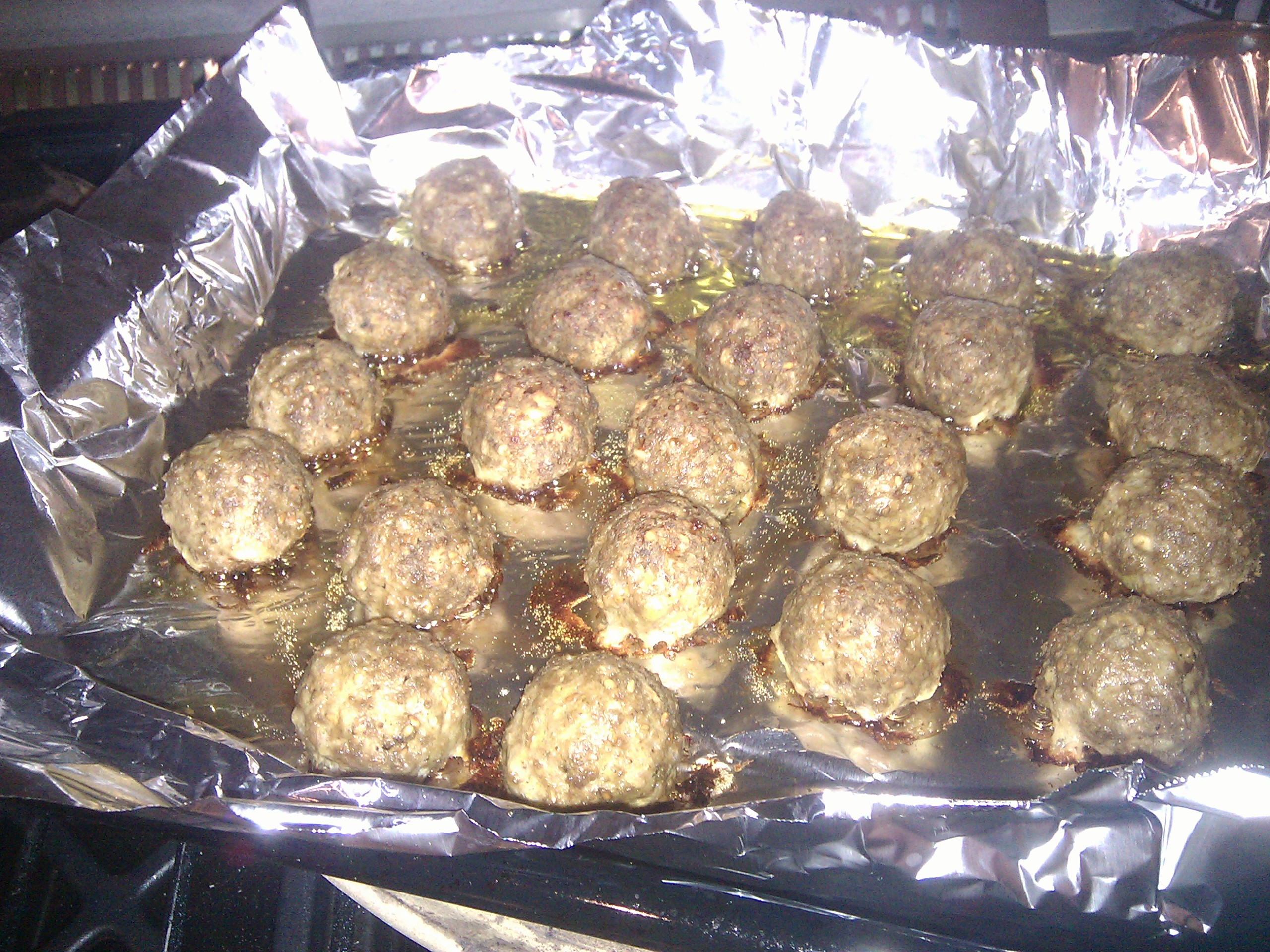 Manousheh Meatballs - image 7 - student project