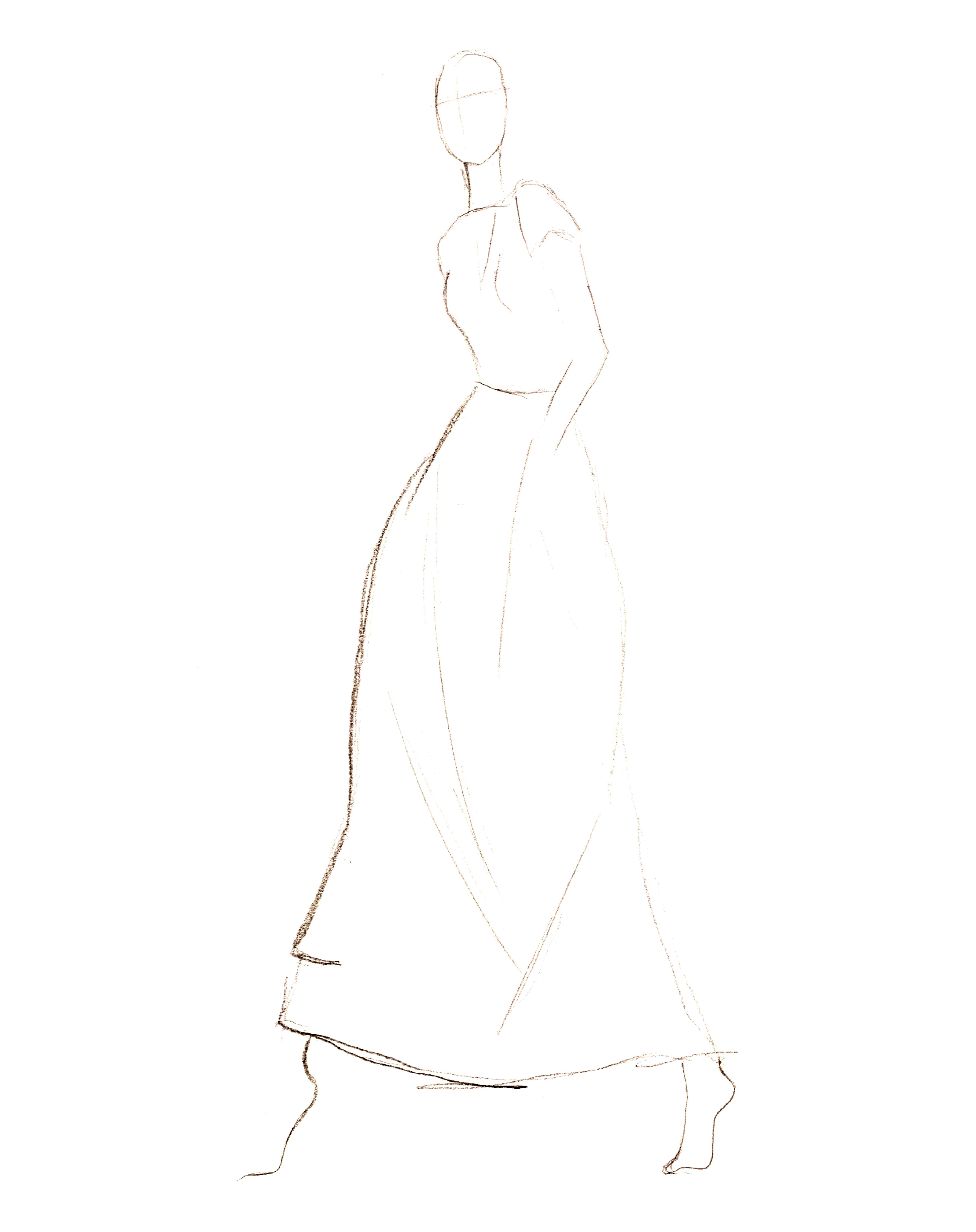 SKETCH / Dreamy, but strong - image 2 - student project
