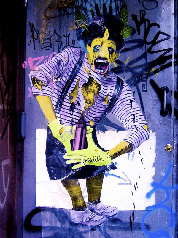 The Street Art of New York City  - image 1 - student project