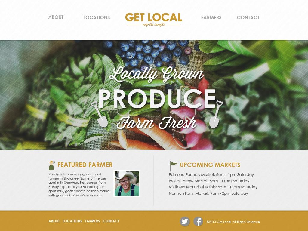 Get Local - image 2 - student project