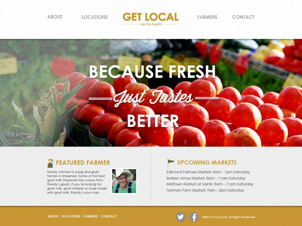 Get Local - image 1 - student project