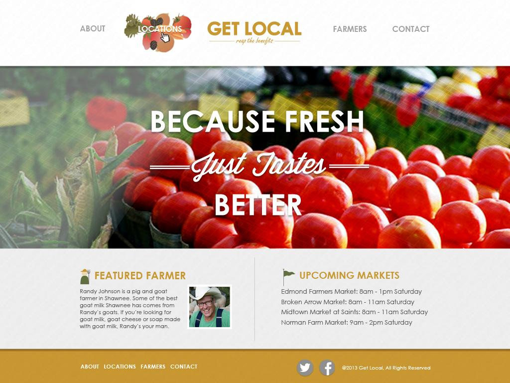 Get Local - image 3 - student project