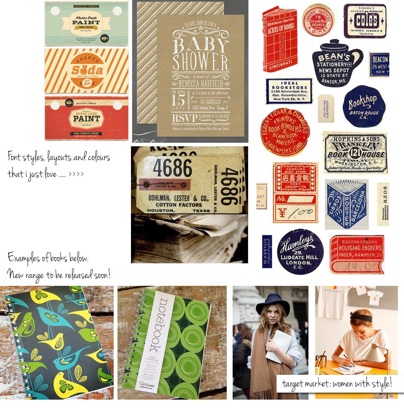Stationery range for existing design company ... - image 1 - student project