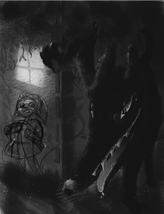 Riding Hood - image 3 - student project