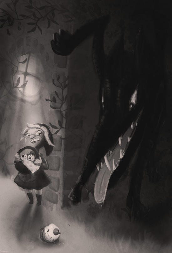 Riding Hood - image 1 - student project