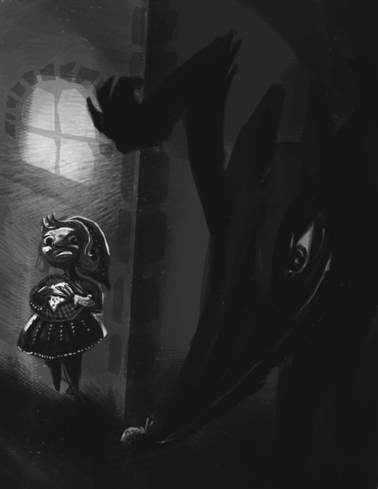 Riding Hood - image 4 - student project