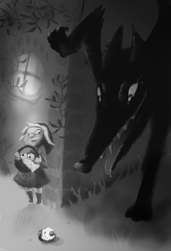 Riding Hood - image 2 - student project