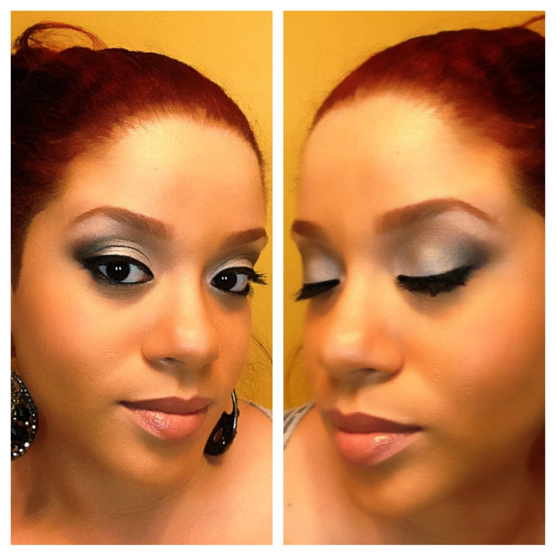Subtle daytime eye and sultry nighttime eye by Kiss my Bootyque - image 1 - student project