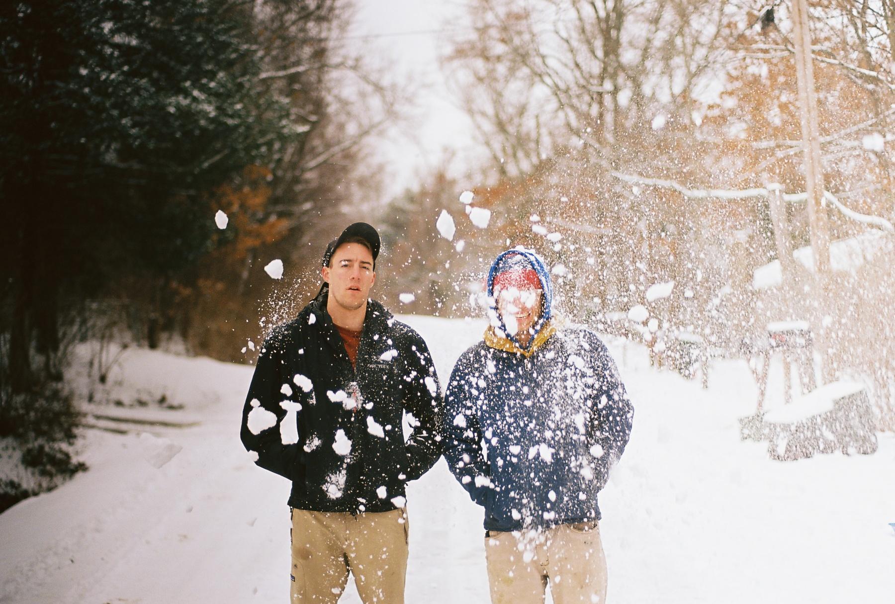 Ben Matthews // Shoot More Film - image 1 - student project