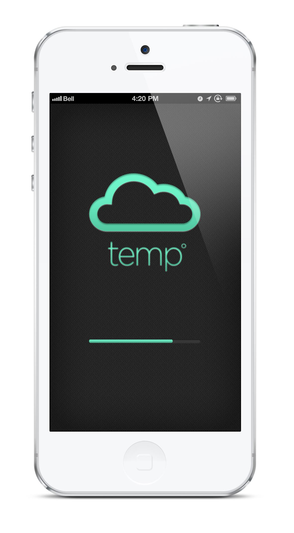 Tempº App - image 1 - student project