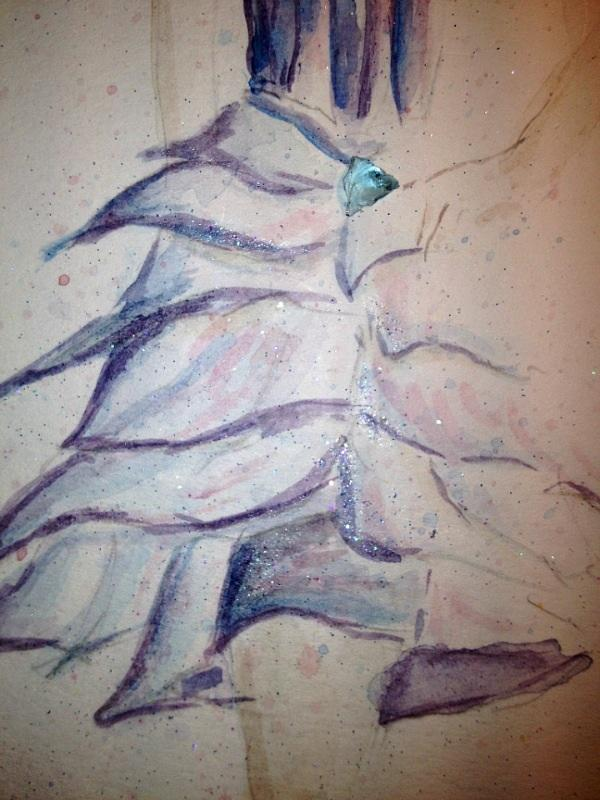 Final Embelishments: Fabulous Flowing Fashions - image 3 - student project
