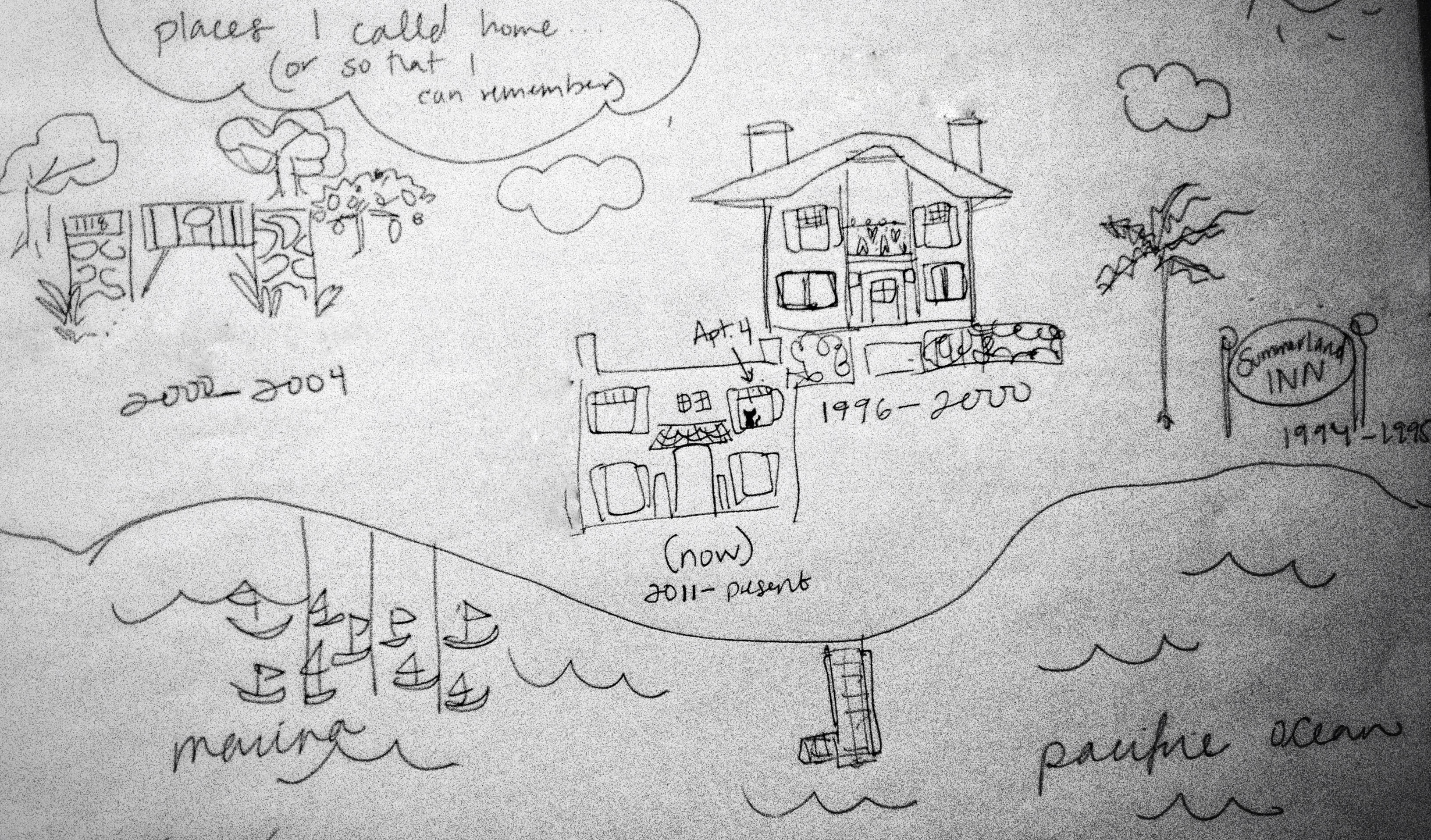 Maps  - image 2 - student project