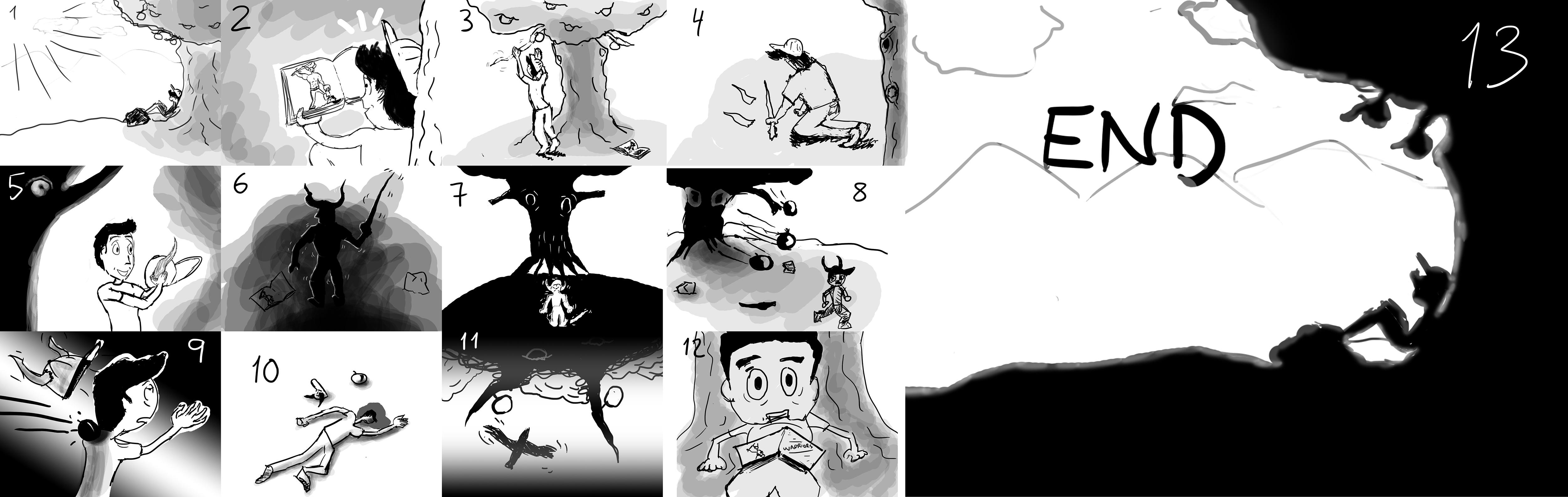 Storytelling Sequence - image 1 - student project