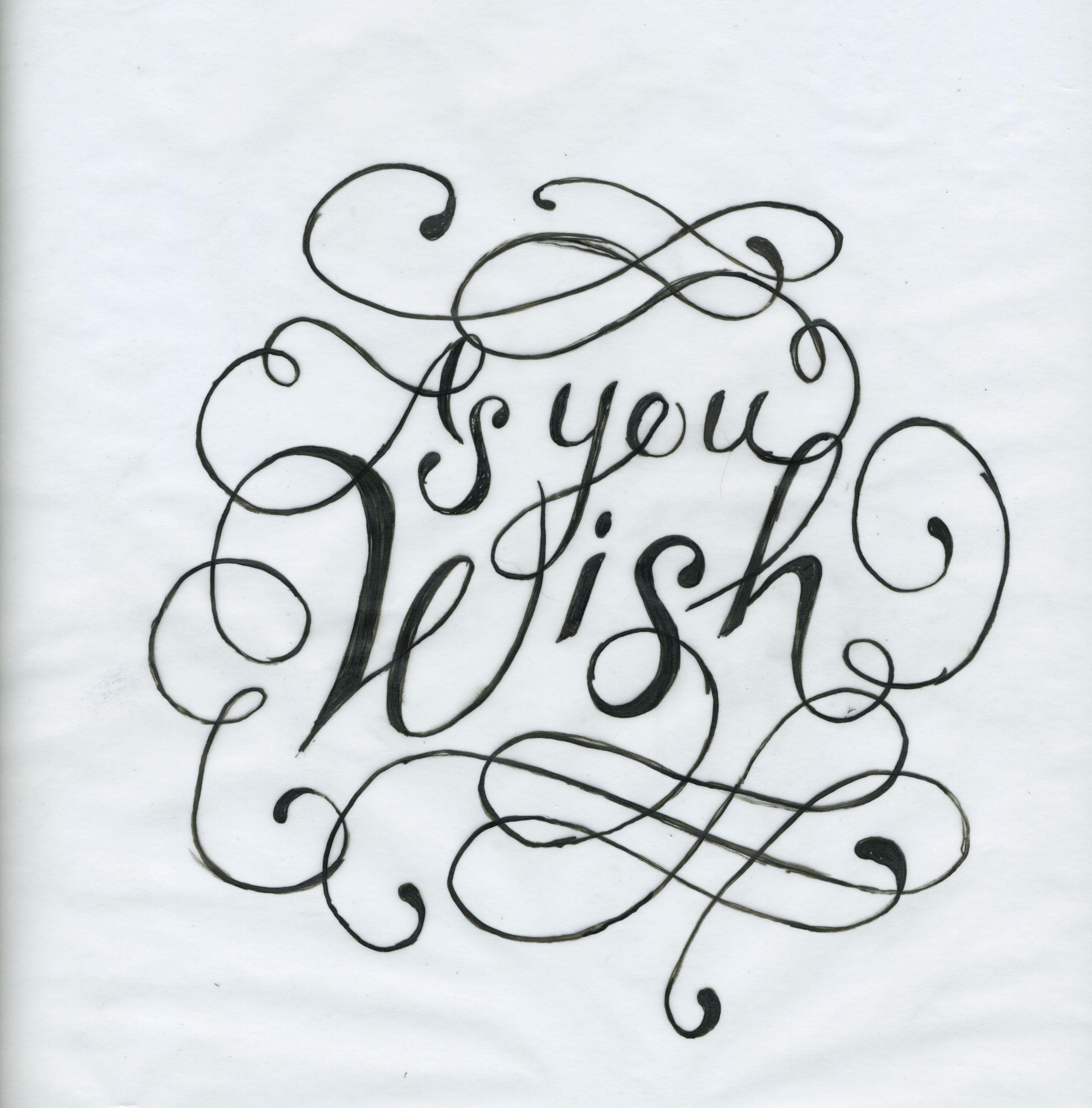 As you wish... - image 1 - student project