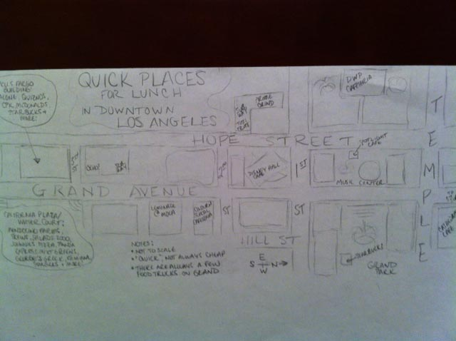 Final Project: A Fancier Version of My Downtown LA Lunch Map - image 3 - student project