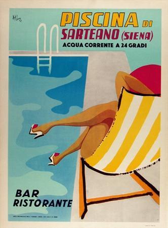 Italian Pool Ad - image 1 - student project
