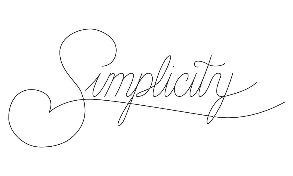 Simplicity - image 2 - student project