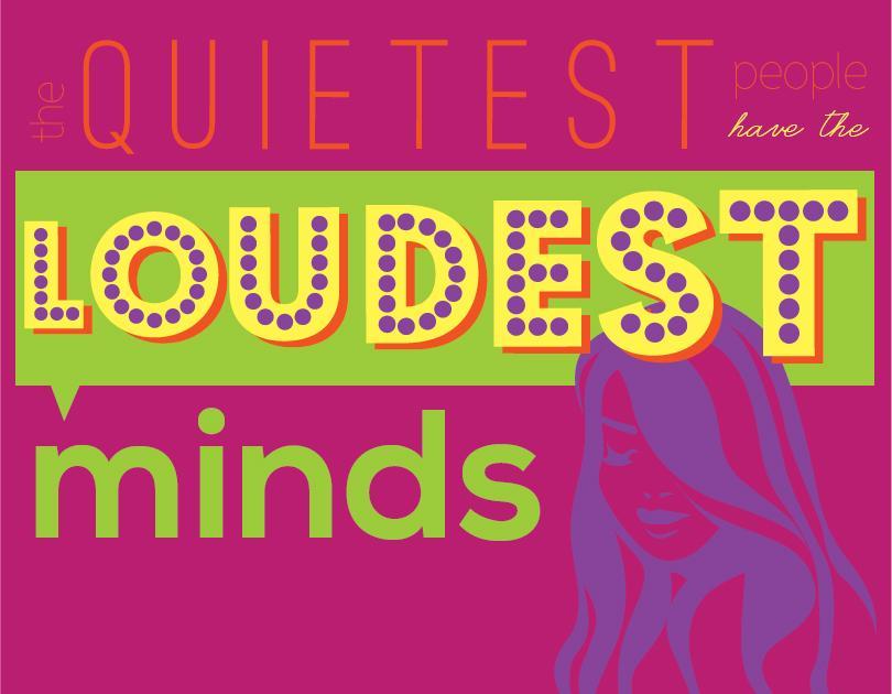 Quiet Vs. Loud - image 1 - student project