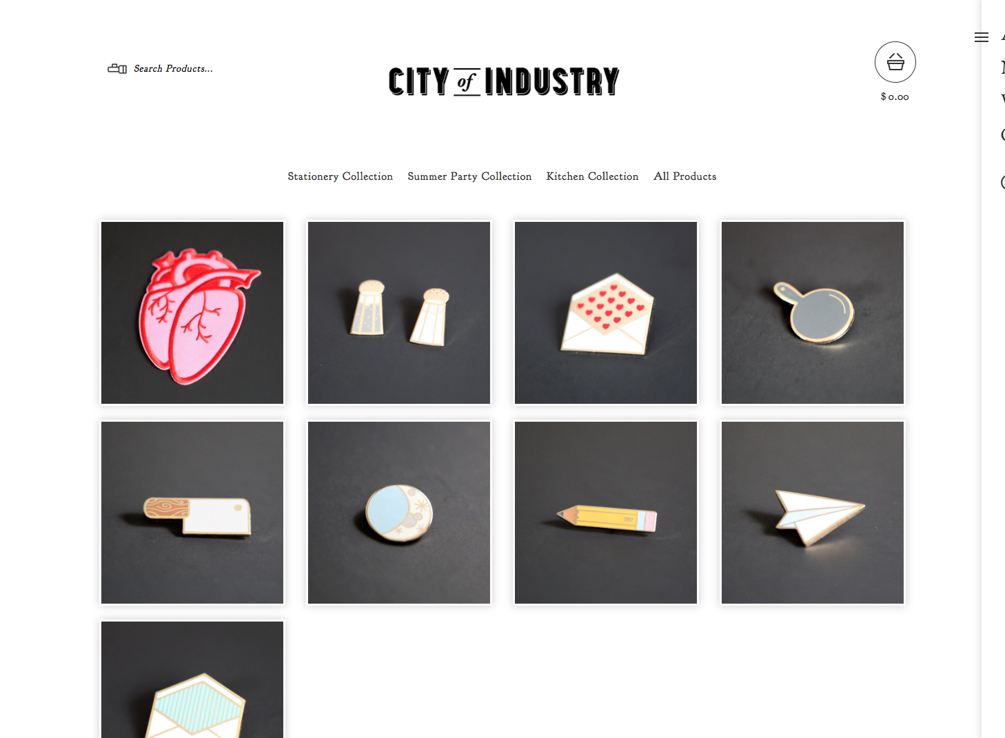 City of Industry - image 2 - student project