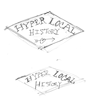 Hyperlocal History - image 1 - student project