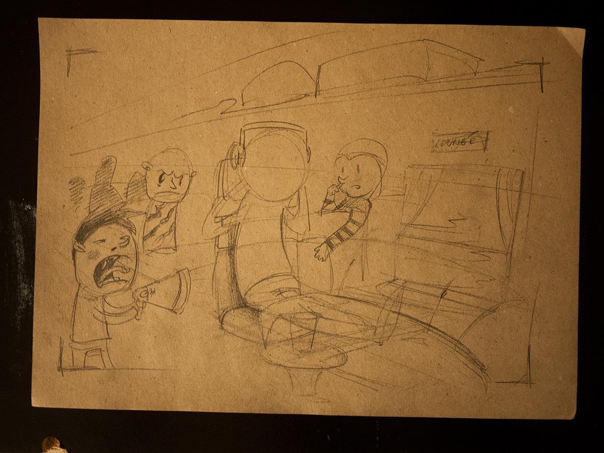Surviving public transport - image 7 - student project